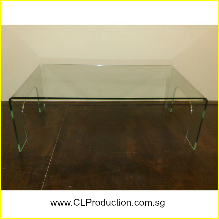 Ct07 tempered glass coffee table clp production pte ltd for Tempered glass coffee table